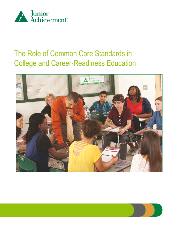 The Role of Common Core Standards in College and Career-Readiness Education