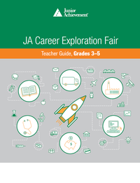 JA Career Exploration Fair curriculum cover